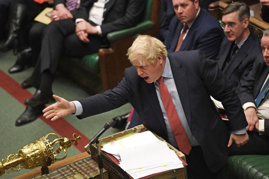 Pääministeri Boris Johnsonin hallitus alkaa säätää lakeja, jotka tulevat voimaan Britannian EU-eroon liittyvän siirtymäajan päätyttyä.