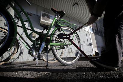 """Koronapandemia hiljensi kadut, pyöriä varastettiin viime vuonna ennätysmäärä – """"Pyörävarkailla on ollut kaduilla ja kujilla työrauha"""""""