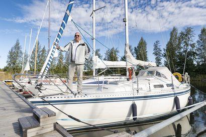 Tuukka Lisko harrastaa purjehdusta – tuulen voima ja luonnon äänet tuovat hyvää vastapainoa yrittäjä arkeen
