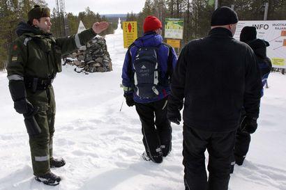Inari vastustaa jyrkästi Vätsärin erämaan kelkkauran lakkauttamista, mikä pakottaisi liikenteen epävarmoille jäille
