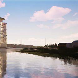 """Oulun torinrannan jopa 80 metriä korkea tornihotelli Terwa Tower harppasi eteenpäin, rakentaminen voisi alkaa 2023 – Myös torihotellin toteutuminen nyt """"sataprosenttisen varmaa"""", sanoo yhdyskuntajohtaja"""