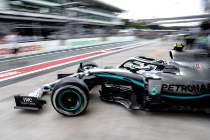 Bottas aika-ajojen viides, nousee nelosruutuun – Leclerciä odottaa rangaistus