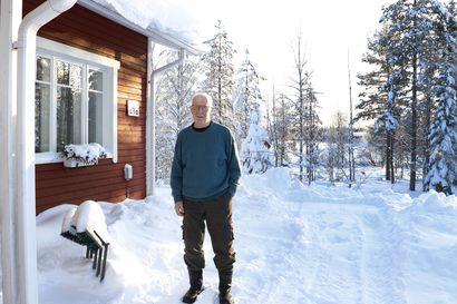 """80-vuotispäiviään Taivalkoskella viettävä Hannu Taivalkoski tehnyt työuransa putkimiehenä – """"Setä-Reino sanoi, että olisi sitä töitä hänelläkin"""""""