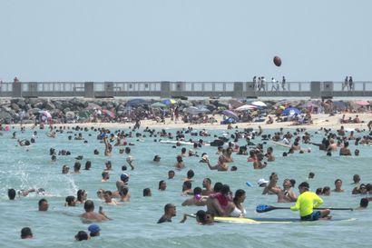 Floridassa kerrottiin 15000 uudesta koronavirustartunnasta – suurin päivittäinen tartuntamäärä osavaltiotasolla Yhdysvalloissa