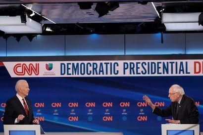 Sanders luopuu demokraattien presidenttikisasta – Biden haastaa aikanaan presidentti Trumpin