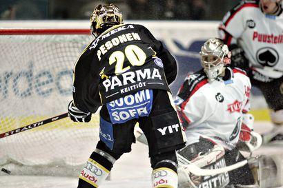 """Kuhmon kasvatin kultainen kosketus – jääkiekkouransa päättänyt Janne Pesonen on kiitollinen ajastaan Oulussa ja Kärpissä: """"Siellä tuli viimeinen silaus"""""""