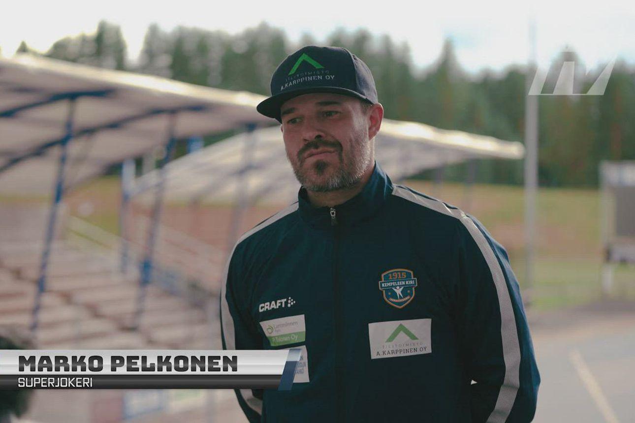 Kempeleen Kirin miehet kohtaavat perjantaina Sotkamon Jymyn – mitä tuumaa illan ottelusta superjokeri Marko Pelkonen?