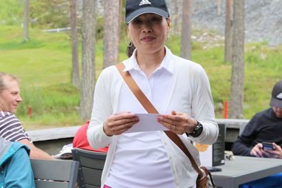 Rovaniemi Open keräsi 107 golfaajaa