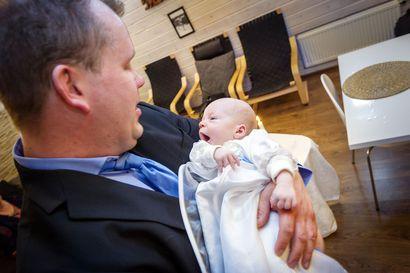 Hyviä porinoita luvassa – Ensi kertaa isäksi -ryhmää kootaan Meri-Lapissa