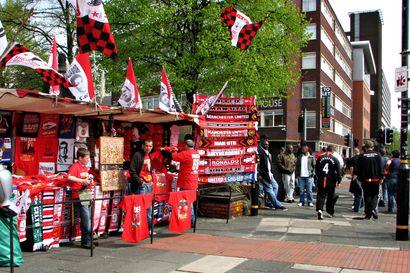 BBC: Korona on aiheuttanut Manchester Unitedille yli 30 miljoonan euron tappiot