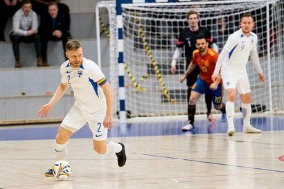 MM-tähtäin siirtyi vuodella, mutta Suomi-futsalin ikoni Panu Autio jaksaa odottaa