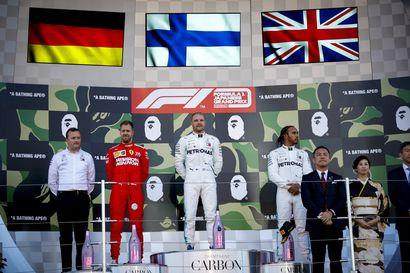 Koronavaara siivosi edelleen F1-kalenteria - nyt lähtivät Singapore, Japani ja Azerbaidzhan