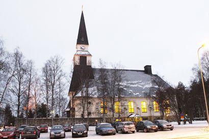 Rovaniemen kirkko auki yleisölle aina loppiaiseen asti