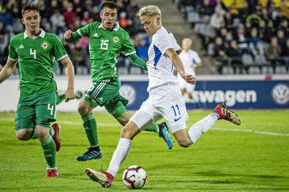 """Juha Malisen luotsaama ryhmä tiistaina Raatissa kovan Kroatian kimppuun: """"Kenelläkään ei ole näin nuorta joukkuetta"""""""