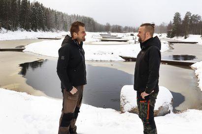 Uusi yritys – Kalankasvatus Vääräniemi Oy hakee lupaa kalankasvatuksen laajentamiseen Oudonjoella