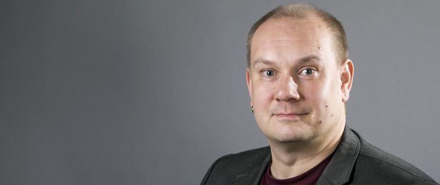 Kirjoittaja Heikki Uusitalo.