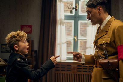 Elokuva-arvostelu: Mielikuvitusystävänä Adolf Hitler