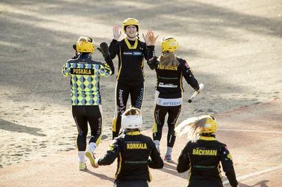 Pattijoen naiset pelasivat Kuopiossa