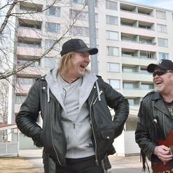 Stonehenge on Oulu-hevin puuttuva palanen – tuottajagurun kanssa tehtyä single ei koskaan julkaistu