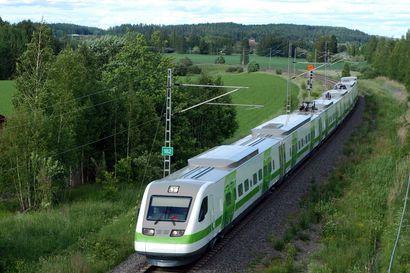 Lähijunaliikennekokeilu voisi alkaa jo ennen kaksoisraiteen valmistumista –siihen tarvitaan Väylävirastolta selvityksen jälkeen positiivinen johtopäätös