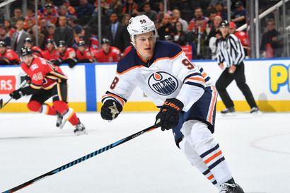 """Jesse Puljujärvi vireessä NHL-kauden alla: """"Jessen itseluottamus kasvoi viime vuonna"""""""