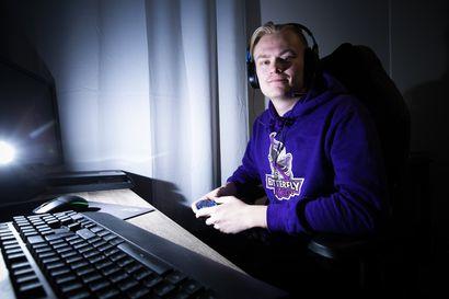 Jere Jortama on NHL-pelaamisen huippunimiä Suomessa