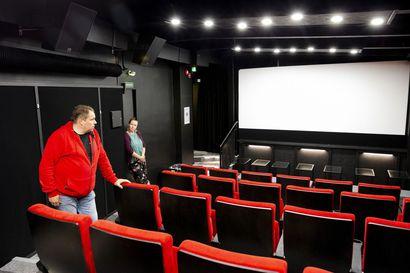 Kemiin avattiin elokuvasali, jossa saa nautiskella alkoholijuomia – osa näytöksistä on ainoastaan täysi-ikäisille