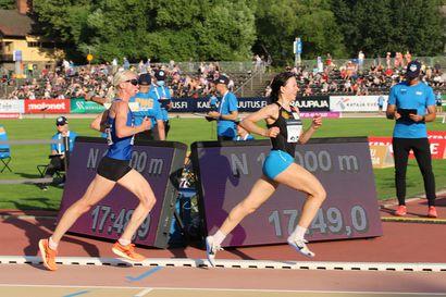 MM-puolimaratonille valittu Kiekara: SM-maastojen tupla kiinnostaa