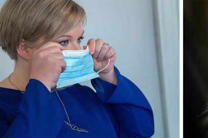 """Keskustan Annika Saarikon ja vihreiden Maria Ohisalon välinen """"ilmaa puhdistava"""" tapaaminen lykkääntymässä"""