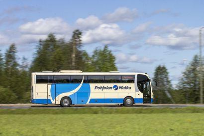 Ensi viikolla linja-autoliikenne normalisoituu - Aamun ensimmäiset vuorot jäivät pois