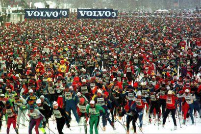 Vaasa-hiihto maaliskuussa vain eliitille