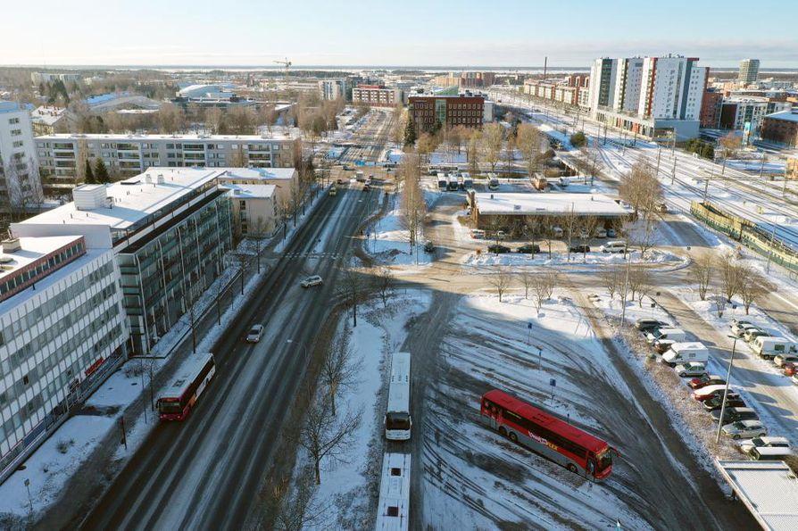 Oulun yliopiston siirtämissuunnitelmat keskustaan ovat aktivoineet Kalevan lukijat kommentoimaan.