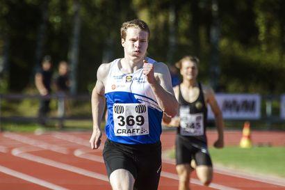 Samuel Purolalla kelpo debyytti 400 metrillä Kemissä