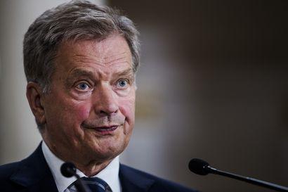 Marin ja Saarikko: Presidentillä ei osuutta riihen päätöksissä tai neuvotteluissa