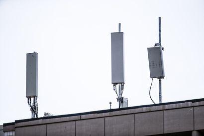 Elisa avasi 5G-verkon Kajaaniin – yhteydet toimivat aluksi muun muassa keskustan ja Kainuun keskussairaalan alueella