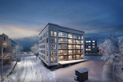 Rovaniemen Pirkkakadulle nousee 5-kerroksinen kerrostalo – taloyhtiö kieltää asuntojen vuokraamisen Airbnb-toimintaan