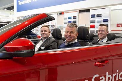Autokauppias ei ole pikavoittojen perässä