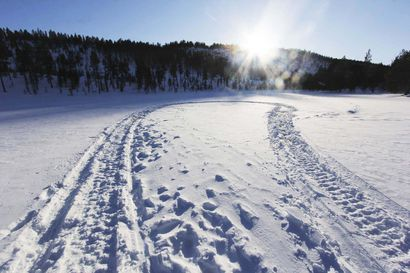 Pääkirjoitus: Arktisessa strategiassa pitää korostaa ilmastonmuutokseen sopeutumista ja arjen sujuvuutta