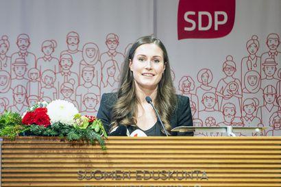 """Marin oli toivonut Vanhasesta pääministerin sijaista: """"Selkeyttää tilannetta, että hän edustaa keskustaa viisikossa hallituksen asioissa"""""""