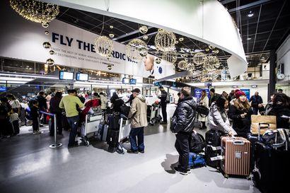 Äkkibrexit toisi ruuhkat Lapin lentokentille – brittien EU-ero ei heti näy matkailun suosiossa, mutta saattaa laittaa kukkaronnyörit tiukalle lomakohteessa