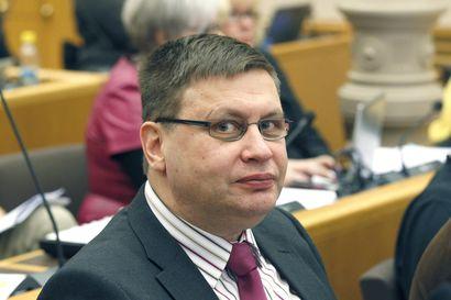 Juha Huikari johtaa keskustan ryhmää Oulussa