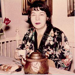 Taiteilijatar Joyce Swanljungilla oli vahvat juuret Raahessa