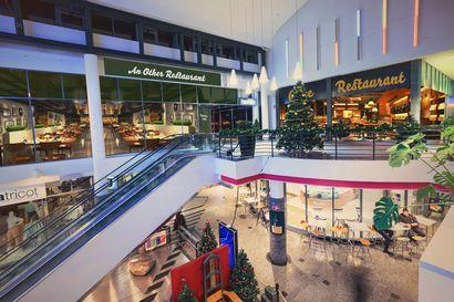 Sampokeskukseen tulossa ravintolamaailma ehkä jo vuoden lopulla – matkailun noste kannustaa isoon investointiin