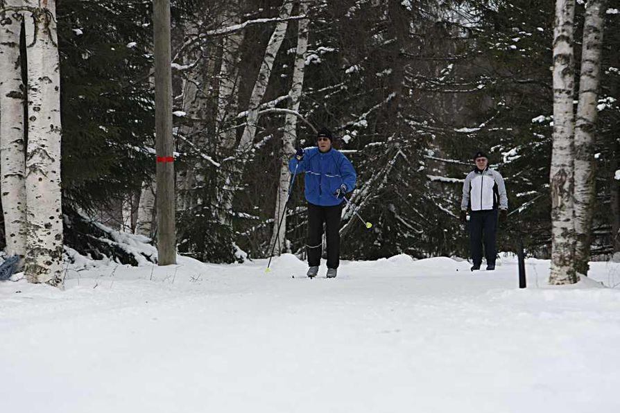Oulun Hiihtoladut