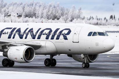 IL: Ivalon lento myöhästyi tunnilla kun matkustaja ei suostunut käyttämään maskia