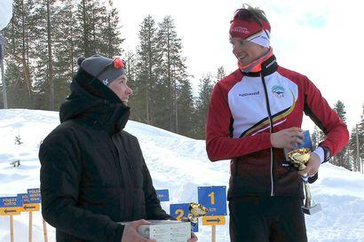 Metsä-Veikkojen Oskari Hökkä nuorten SM-hopealle