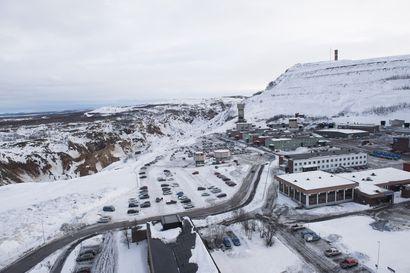 Maa järisi Kiirunan kaivoksella – yksi Ruotsin mittaushistorian voimakkaimmista järistyksistä ei aiheuttanut henkilövahinkoja