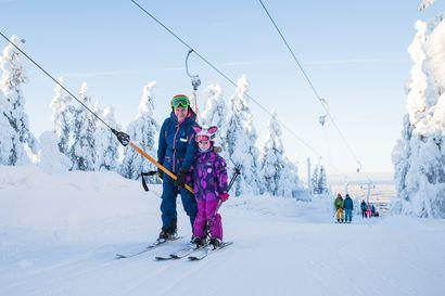"""Levin hiihtolomaviikkojen ennakkovaraaminen on käynnistynyt – """"Loman voi suunnitella kätevästi etukäteen ja kaikki tarvittavat varaukset voi tehdä samalla kertaa"""""""