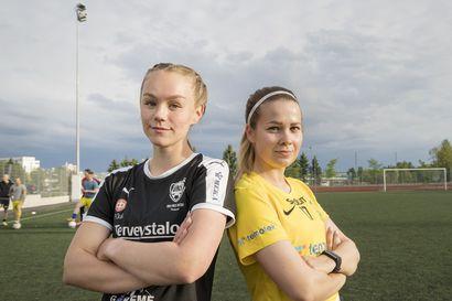 Viime kauden yhteistyöseurat HauPa ja ONS ovat nyt toistensa kilpailijoita – naisten Ykkösen kausi alkaa lauantaina