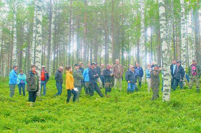 Kouvalla korkean tason metsäretkeilyä – näistä metsäasioista seminaarissa kannettiin huolta